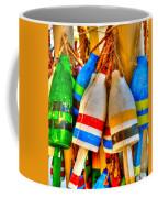 Knotty Buoys Coffee Mug