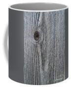 Knotty Plank #3a Coffee Mug