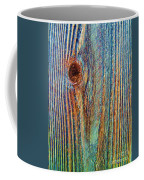 Knotty Plank #3b Coffee Mug