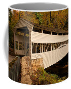 Knox Bridge In Autumn Coffee Mug