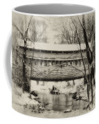 Knox Valley Forge Covered Bridge Coffee Mug