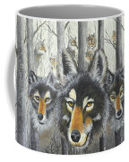 Knoxville Wolves Coffee Mug
