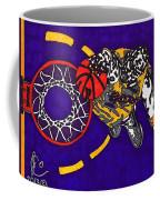 Kobe Bryant Coffee Mug by Jeremiah Colley