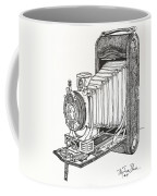 Kodak 3a Autographic Coffee Mug
