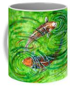 Koi Carps Coffee Mug