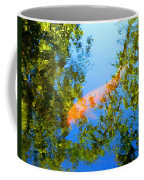 Koi Fish 3 Coffee Mug