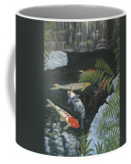 Koi Fish Coffee Mug