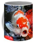 Koi Kisses Coffee Mug