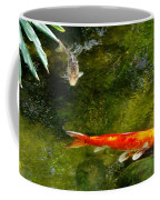 Koi Pair Coffee Mug