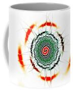Koi Pond Coffee Mug by Anastasiya Malakhova