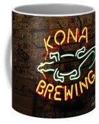 Kona Brewing Company Coffee Mug