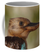 Kookaburra Portrait Coffee Mug