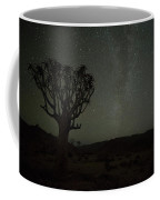 Kookerboom Tree With Milky Way Coffee Mug