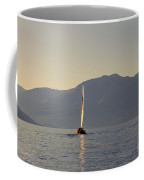 Kootenay Lake Sailing Coffee Mug