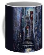 Korcula - Old Town - Croatia Coffee Mug