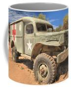 Korean Medic Van Coffee Mug