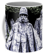Korean War Veterans Memorial Washington Coffee Mug