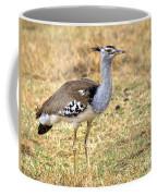 Kori Bustard Coffee Mug