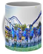 Kraken Dunk Coffee Mug