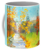 Krakow - Autumn Coffee Mug