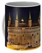 Krakow Barbican Coffee Mug