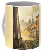 Krakow- Kanonicza Street Coffee Mug