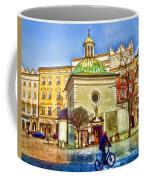 Krakow Main Square Old Town  Coffee Mug