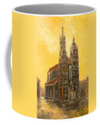 Krakow - Mariacki Church Coffee Mug