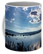 Krbava Field Of Lika Blue Lake Coffee Mug