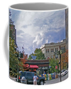 Kress Building Asheville Coffee Mug