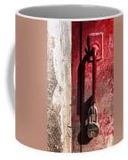 Kryptonite Coffee Mug
