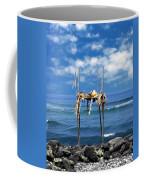 Ku Emanu Heiau Kona Coffee Mug