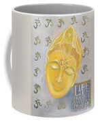 Kuan Yin With Quote Coffee Mug