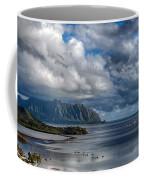 Kualoa Morning Show Coffee Mug