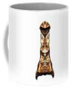 Kung Fu Cat Coffee Mug