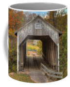 Ky Hillsboro Or Grange City Covered Bridge Coffee Mug