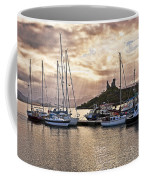 Kyleakin Harbor And Castle Moil Coffee Mug