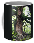 Kyoto Temple Tree Coffee Mug by Carol Groenen