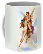 L Amour Et Psych Coffee Mug