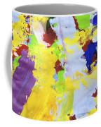 L Blue Coffee Mug
