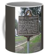 La-007 Town Of Carrollton Coffee Mug