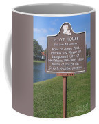 La-010 Pitot House Coffee Mug