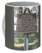 La-019 Destrehan Manor House Coffee Mug