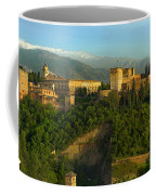 La Alhambra Palace Coffee Mug