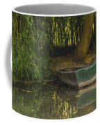 La Barque A Giverny Coffee Mug