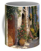 La Bella Strada Coffee Mug by Guido Borelli