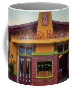 La Brea Bakery Downtown Disneyland Coffee Mug