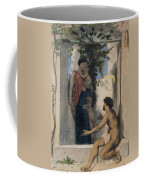 La Charite Romaine Coffee Mug by William Bouguereau