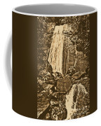 La Coca Falls El Yunque National Rainforest Puerto Rico Prints Rustic Coffee Mug