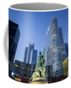 La Defense Memorial Coffee Mug